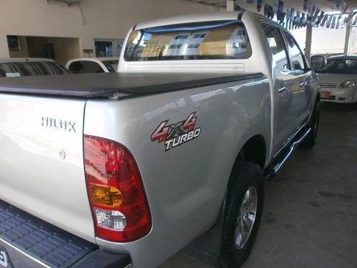 toyota hilux 2.5 cab. dupla 4x4 4p