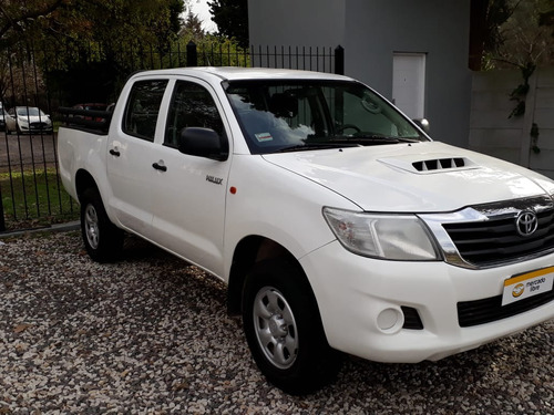 toyota hilux 2.5 cd dx pack 120cv 4x2