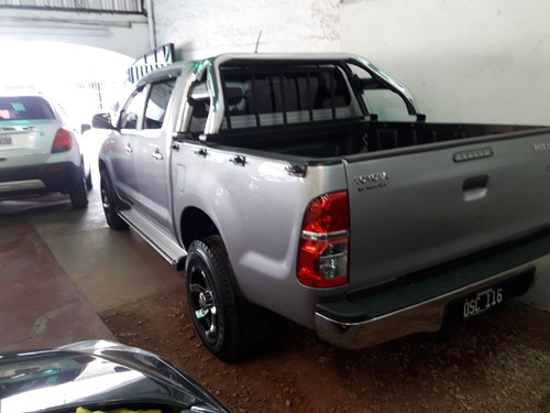 toyota hilux 2.5 cd dx pack 120cv 4x2 - h3 2015