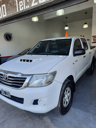 toyota hilux 2.5 cd dx pack 120cv 4x4 - c3 2015