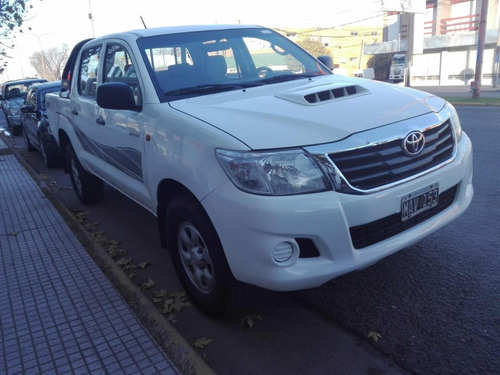 toyota hilux 2.5 cd dx pack i 120cv 4x4 2012 doble cabina
