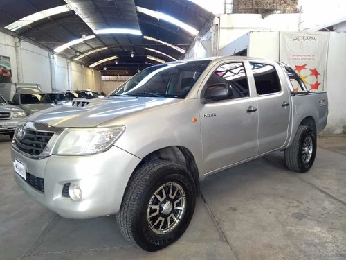 toyota hilux 2.5 cd dx pack i 120cv 4x4