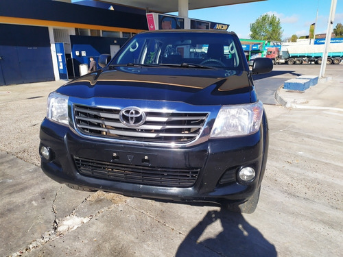 toyota hilux 2.5 cd dx pack tdi 120cv 4x4 2013