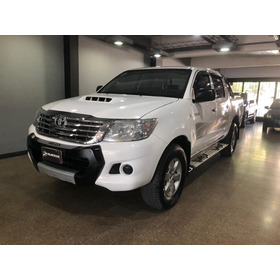 Toyota Hilux 2.5 Cs Dx Pack I 120cv 4x2 2012