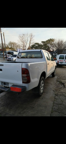 toyota hilux 2.5 dx pack 4x2