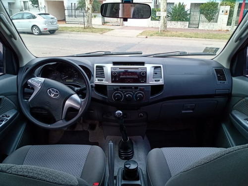 toyota hilux 2.5 dx pack ab 4x2