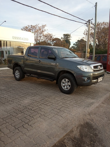 toyota hilux 2.5 dx pack cab doble 4x2 (2009) 2009