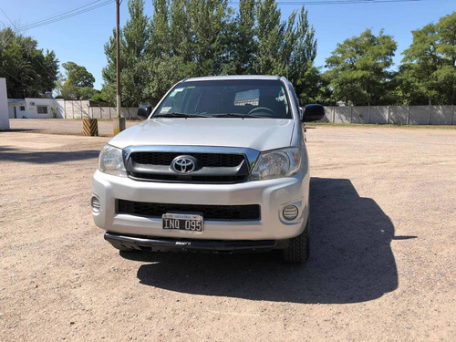 toyota hilux 2.5 dx pack cab doble 4x4 (2009) 2010