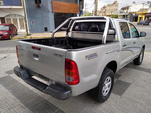 toyota hilux 2.5 dx pack doble cabina 2007