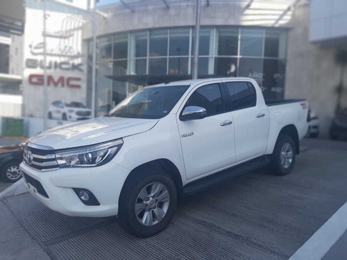 toyota hilux 2.7 cabina doble at 2019