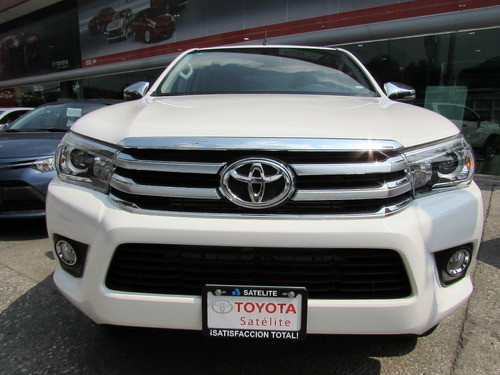 toyota hilux 2.7 cabina doble at