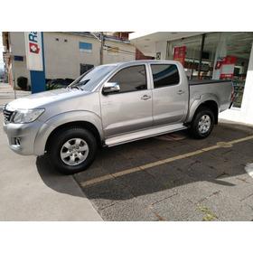 Toyota Hilux 2.7 Srv Automática Ano 2015 Revisada