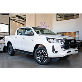 Toyota Hilux 2.7 Vvt-i Flex Cd Srv 4x4 Automático