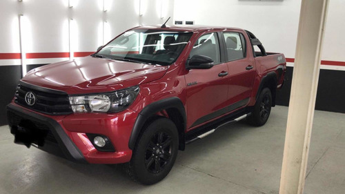 toyota hilux 2.8 cd limited 177cv 4x4 at 2018