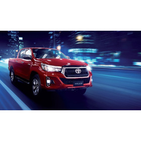 Toyota Hilux 2.8 Cd Sr 177cv 4x4 Mt 2020 0km Entrega Ya!!!