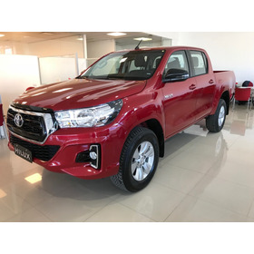 Toyota Hilux 2.8 Cd Srv 177cv 4x2 At