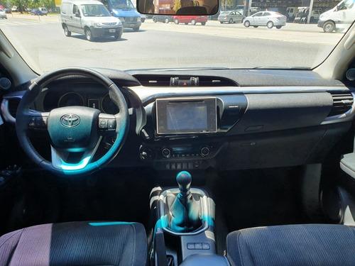 toyota hilux 2.8 cd srv 177cv 4x4 año 2016 as automobili