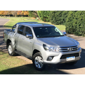 Toyota Hilux 2.8 Cd Srv 177cv 4x4 At 2018