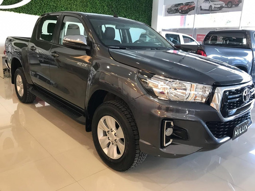 toyota hilux 2.8 cd srv 2020 4x4 at gi