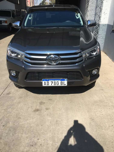 toyota hilux 2.8 cd srx 177cv 4x2 at 2019