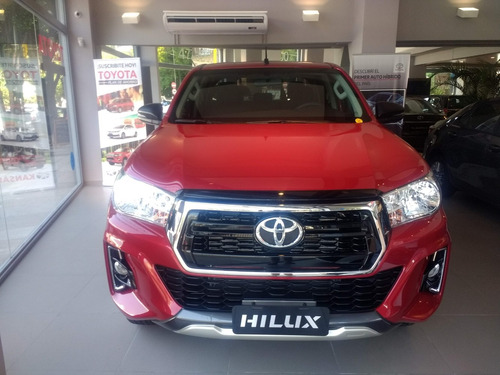 toyota hilux 2.8 cd srx 177cv 4x2 at 2020