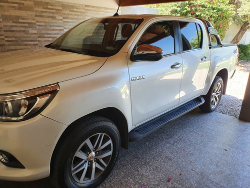 toyota hilux 2.8 cd srx 177cv 4x4 at 2018