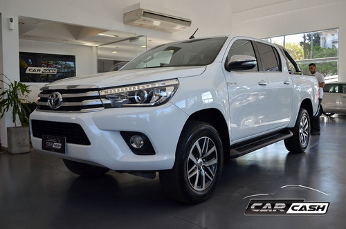 toyota hilux 2.8 cd srx 177cv 4x4 at