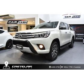 Toyota Hilux 2.8 Cd Srx 177cv 4x4 Mt - Car Cash