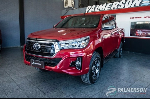 toyota hilux 2.8 cd srx  4x4 at