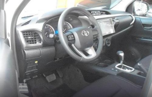toyota hilux 2.8 sr 4x4 cd 16v diesel 4p aut 0km2019
