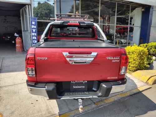 toyota hilux 2.8 tdi cabina doble piel platinum at 2019