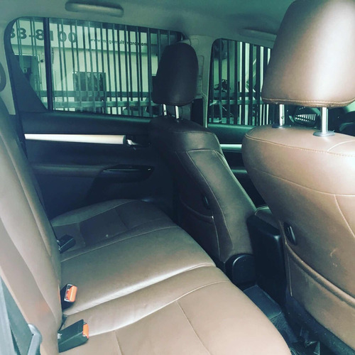 toyota hilux 2.8 tdi sr cab. dupla 4x4 aut. 4p 2017