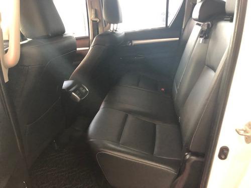 toyota hilux 2.8 tdi srx cab. dupla 4x4 aut. 4p 2016