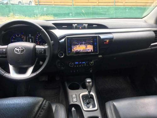 toyota hilux 2.8 tdi srx cab. dupla 4x4 aut. 4p 2017