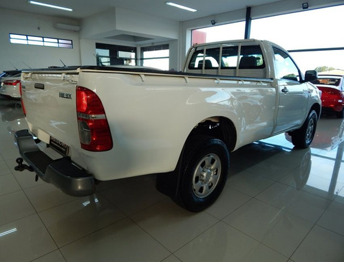 toyota hilux 3.0 4x4 cs 16v turbo intercooler diesel 2p