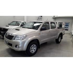 Toyota Hilux 3.0 Cd Sr C/ab I 171cv 4x4 2013