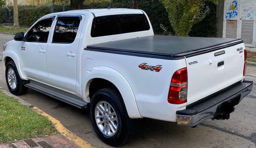toyota hilux 3.0 cd srv cuero 171cv 4x4 5at 2014