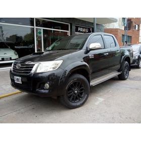 Toyota Hilux 3.0 Cd Srv Cuero I 171cv 4x4 - E4 2013