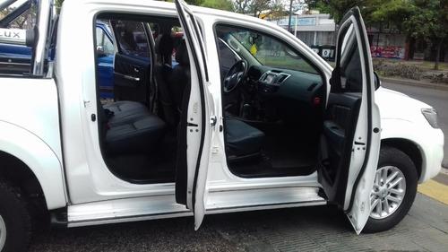 toyota hilux 3.0 d4-d dc 4x4 tdi srv limited aut 2014