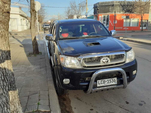 toyota hilux 3.0 d/cab 4x4 srv lim p/4 2006
