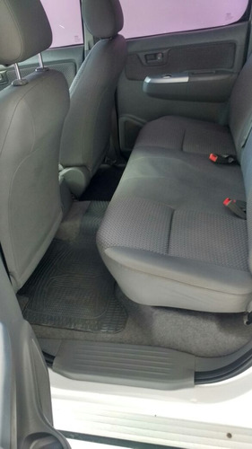 toyota hilux 3.0 i sr cab doble 4x2 doble airbag 2009