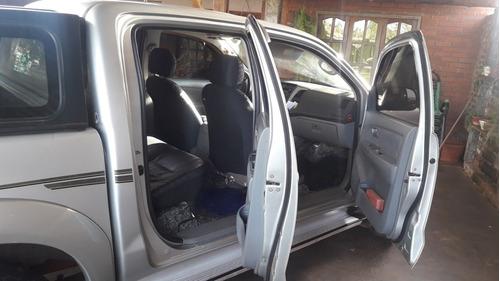 toyota hilux 3.0 i srv cab doble 4x2 (2009) 2008