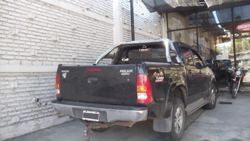 toyota hilux 3.0 i srv cab doble 4x4 cuero 2009
