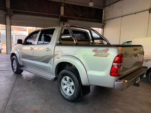 toyota hilux 3.0 i srv cab doble 4x4 cuero 2011