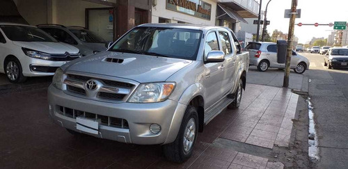 toyota hilux 3.0 i srv cab doble at 4x4 año 2008