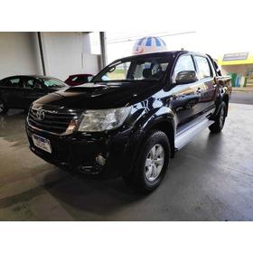 Toyota Hilux 3.0 Sr 4x4 Cd 16v Diesel 4p Automatico