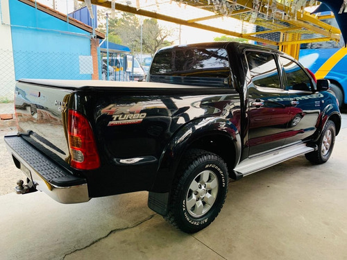 toyota hilux 3.0 sr 4x4 cd 16v turbo intercooler diesel 4p