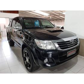Toyota Hilux 3.0 Sr 4x4 Cd Turbo Intercooler Diesel 4p