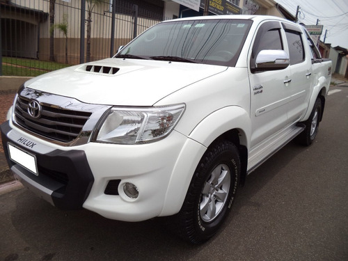 toyota hilux 3.0 srv 4x4 16v intercooler diesel automatico.
