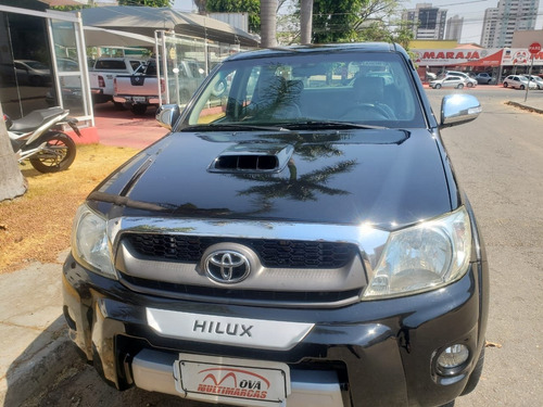 toyota hilux 3.0 srv 4x4 cd 16v turbo intercooler diesel 4p